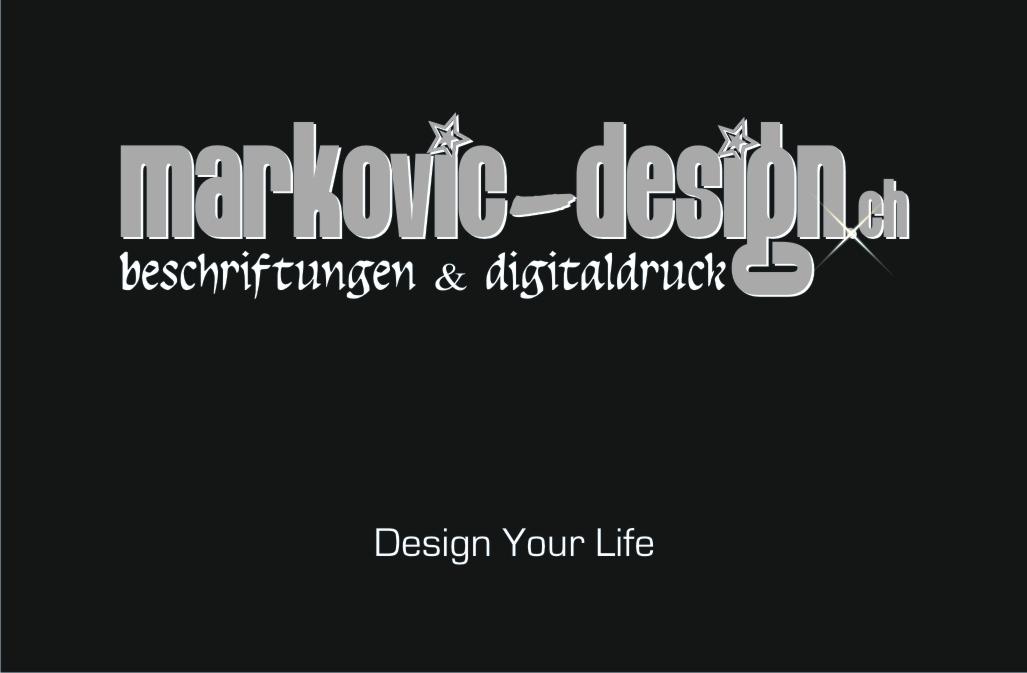 Markovic Design Ch Für Günstige Werbung Beschriftung
